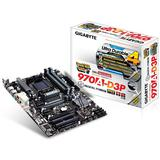GIGABYTE Motherboard Socket AM3 / AM3+ [GA-970A-D3P] - Motherboard AMD Socket AM3 / AM3+